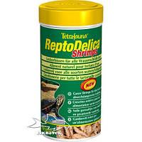 Корм для черепах Tetrafauna ReptoDelica Shrimps, 250 мл  169241