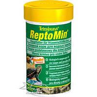Корм для черепах Tetrafauna ReptoMin, 250 мл