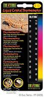 Жидкокристаллический термометр ExoTerra Liquid Cristal Thermometer (Hagen РТ 2455)