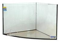 Аквариум Природа 57х57х45 см 85 л, угловой