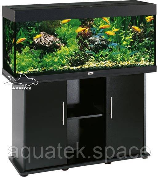 Аквариум Juwel RIO 240 черн  - Интернет-магазин Акватек в Харькове
