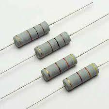 Резистор 0.22 Ом  2Вт металл оксид