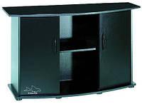 Подставка под аквариум Природа прямая 120х40Д (черная)