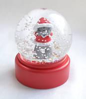 Водяной шар с мишкой Тедди Me To You красный