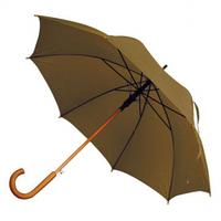 Зонт трость коричневый 4513101