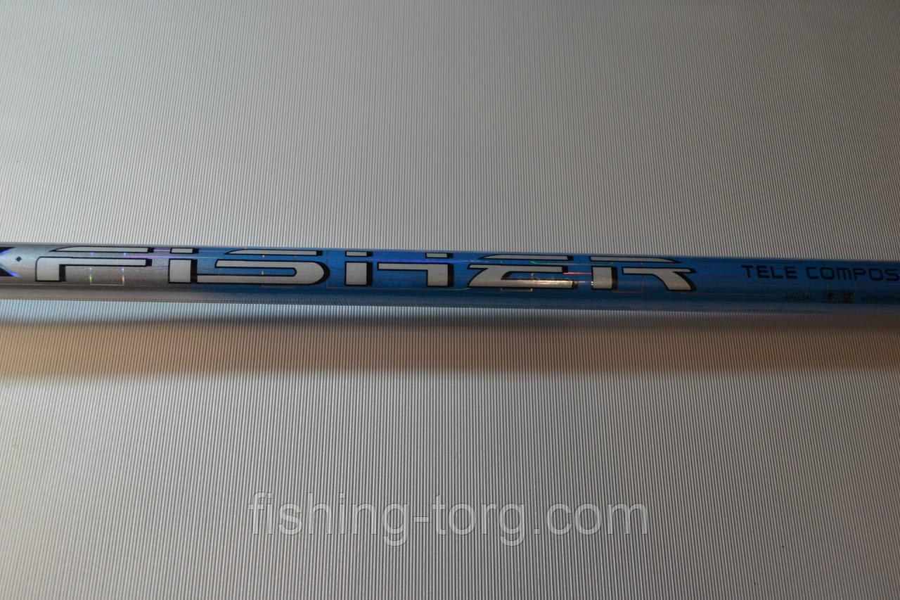 Удилище FISHER-4м(с кольцами)
