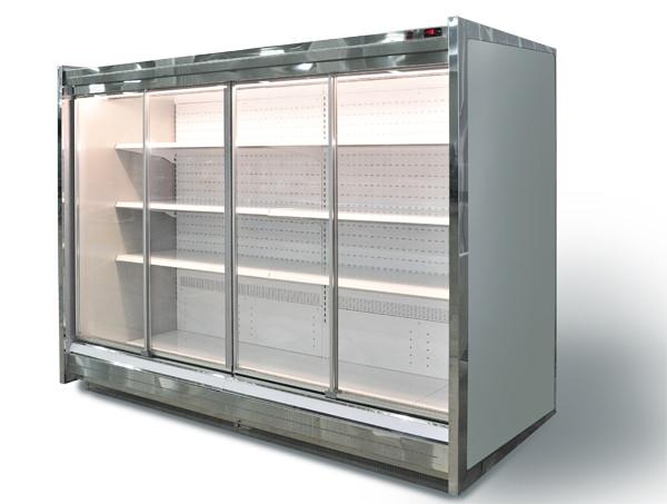 Горки холодильные - выносной холод