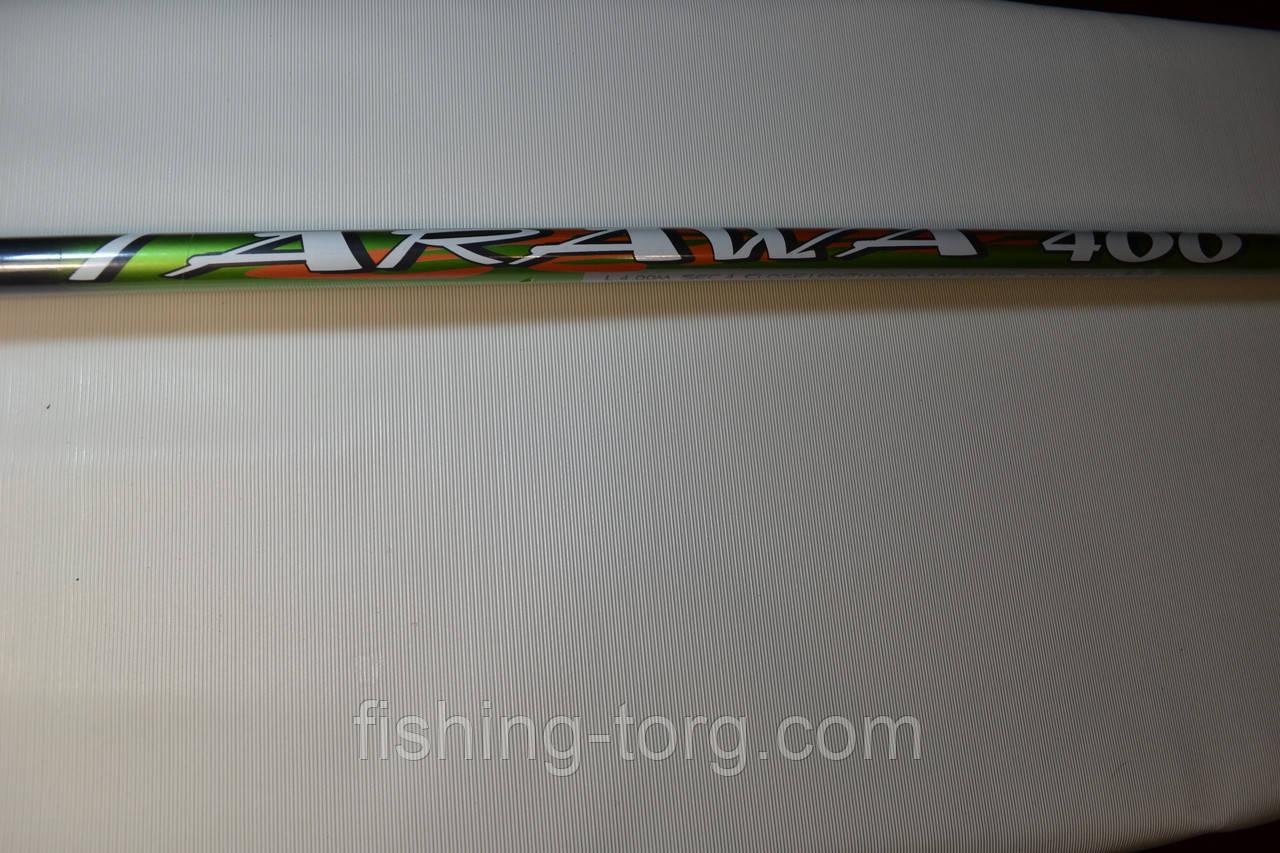 УдилищеTARAWA 4м(с кольцами)