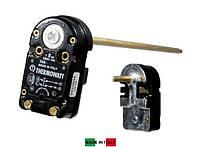 Терморегулятор механический TAS 15А с термозащитой (для ТЭНов), длина 270мм Thermowatt, Италия