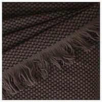 Fresno Pique Blanket (Hasir) от Casual Avenue плед-покрывало из эвкалипта  165x240 chocolate