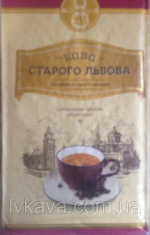 Кофе молотый Кава Старого Львова Люксова,250гр, фото 2
