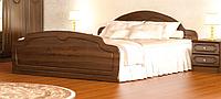 Кровать двухспальная Глория 1600  /  Ліжко двоспальне Глорія 1600