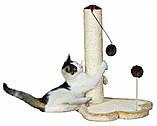 Когтеточка-столбик Trixie Scratching Paw with Post для кошек, 41 х 38 х 50 см, фото 2
