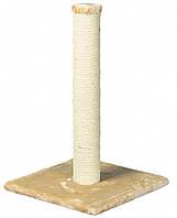 Когтеточка-столбик Trixie Parla для кошек, 40 х 40 х 62 см