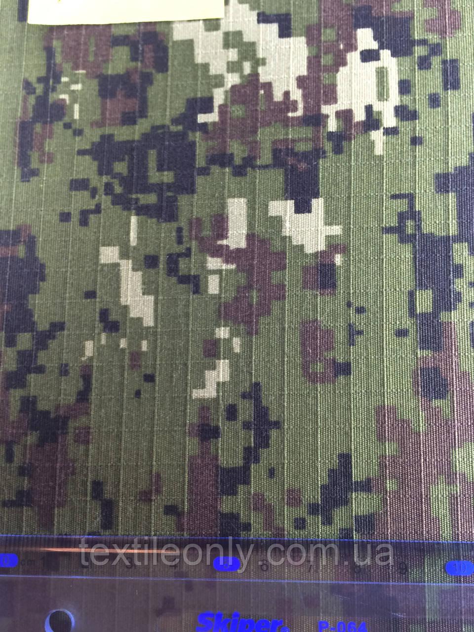Ткань Рип-стоп диджитал