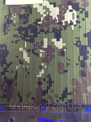 Ткань Рип-стоп диджитал, фото 2