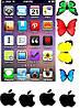 Смартфон 2 вафельная картинка