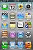Смартфон 3 вафельная картинка