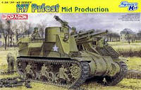 M7 Priest \Mid Production\    1\35     DRAGON 6637, фото 1
