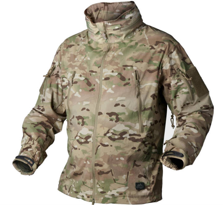 Куртка Helikon TROOPER StormStretch®- Multicam