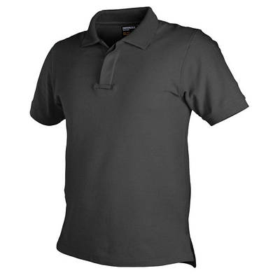 Футболка Helikon Polo Defender - Black