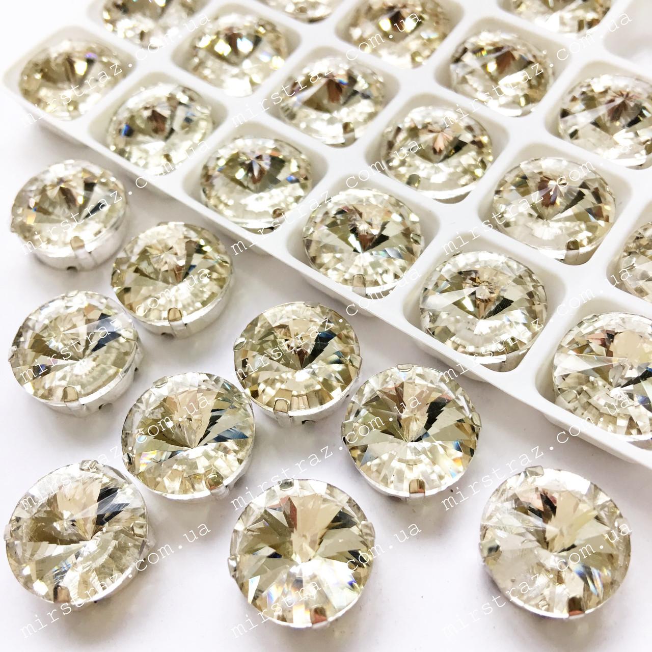 Купить Стразы в цапах 8мм.Цвет Crystal в Украина от