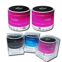 Портативная колонка USB FM-радио T-2068 NK