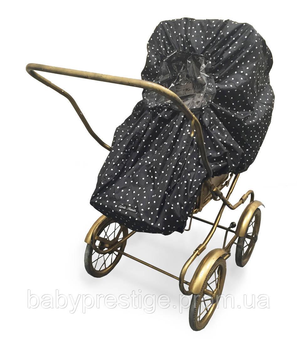Универсальный дождевик для колясок Elodie details Dot