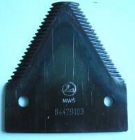 Сегмент жатки Дон-1500 / Нож режущего аппарата ДОН-1500 (Н.066.14)