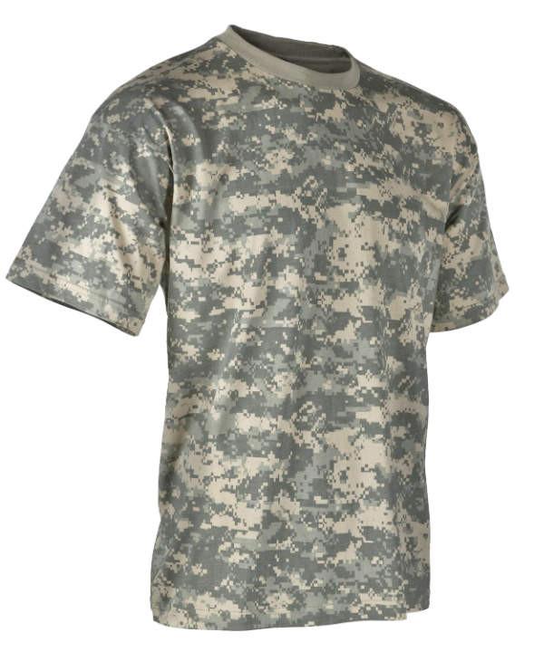 Футболка военная Helikon Classic Army - ACU