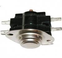 Термостат-отсекатель аварийный защитный KSD301C / 16А / 90°С (термозащита) для бойлеров Gorenje