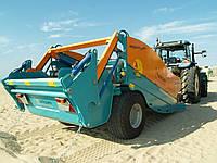 Прицепная пляжеуборочная машина Runner evlution (Испания)