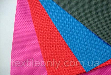 Тканина Сумочная 420 Д колір помаранчевий, фото 2