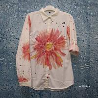 Шифонова сорочка ат 3205 гл