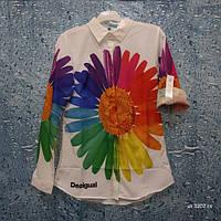 Сорочка жіноча шифонова ат 3207 гл