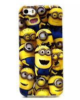 """Силиконовый чехол """"Миньоны"""" для iPhone 6/6S , фото 1"""