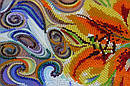 Набор для вышивки бисером на холсте «Три добродетели», фото 2