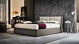 Современная кровать с подсветкой на изголовье Kevin фабрика Felis (Италия), фото 2