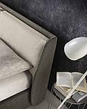 Современная кровать с подсветкой на изголовье Kevin фабрика Felis (Италия), фото 5