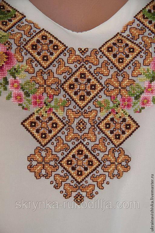 8458187f42ea71 Паперова схема для вишивки
