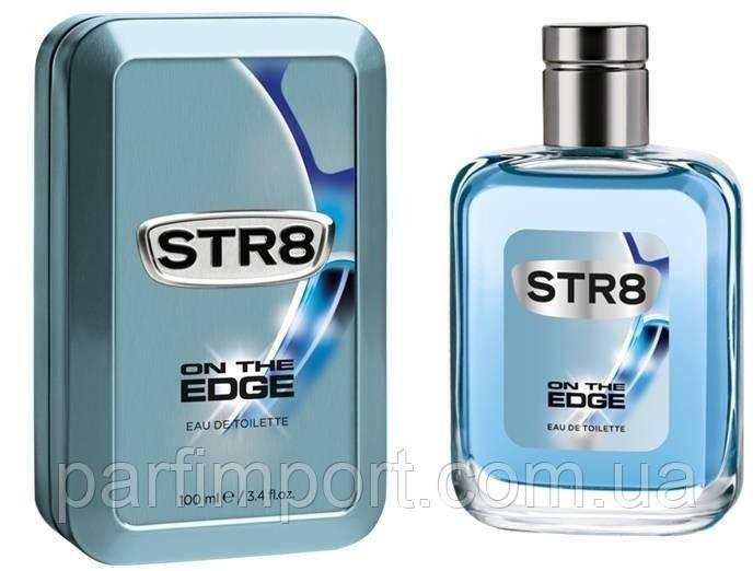 Str8 Edge Edt 100 Ml Metal Box туалетная вода мужская оригинал
