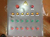 Пульт управления ЗАВ-50,ЗАВ-25