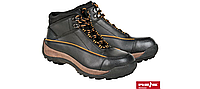 Ботинки рабочие мужские с натуральной кожи вид как кросовки  Reis BRYALREIS