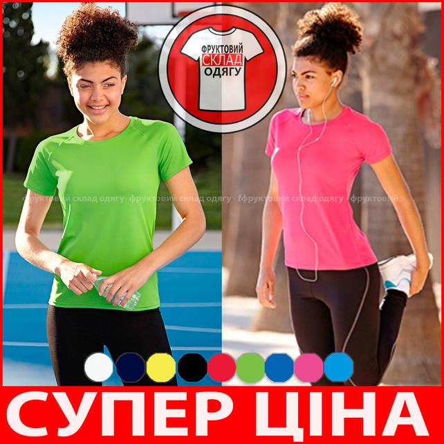 Женская футболка Спорт легкая