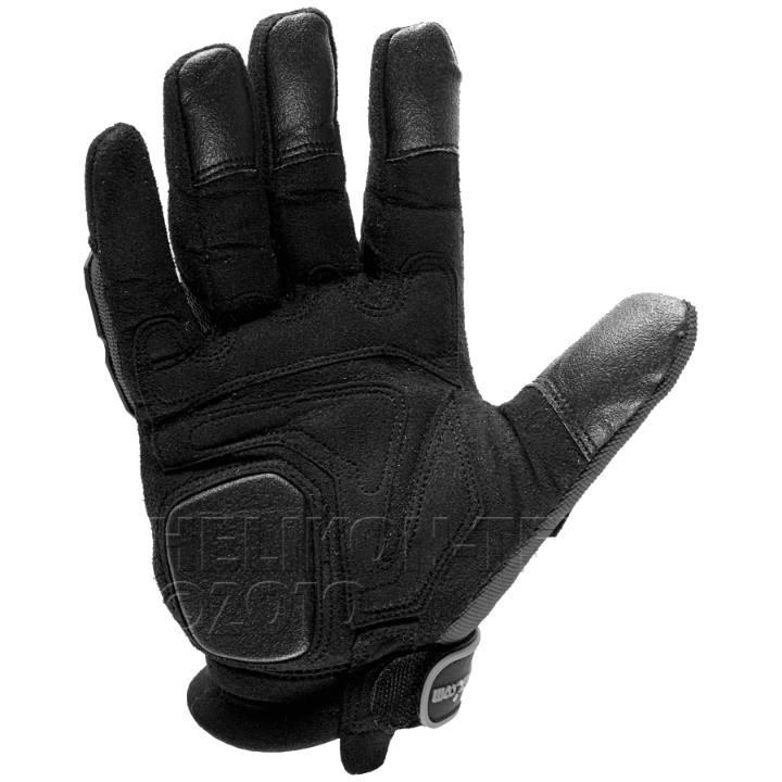 Перчатки тактические Helikon Impact Heavy Duty - Black