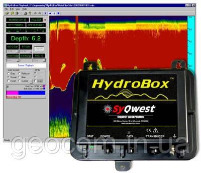 Эхолот HydroBox CS