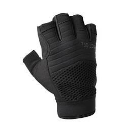 Перчатки тактические Helikon Half Finger - Black