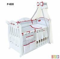 Детская постель Twins Premium P-020