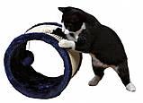 Когтеточка Trixie Playing Roll для кошек, круглая, 23 х 20 см, фото 2