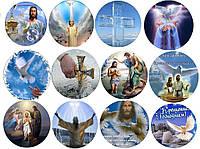 Пасха 14 Вафельная картинка